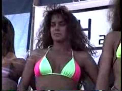Vintage Bikini Contest Lake Havasu World Finals