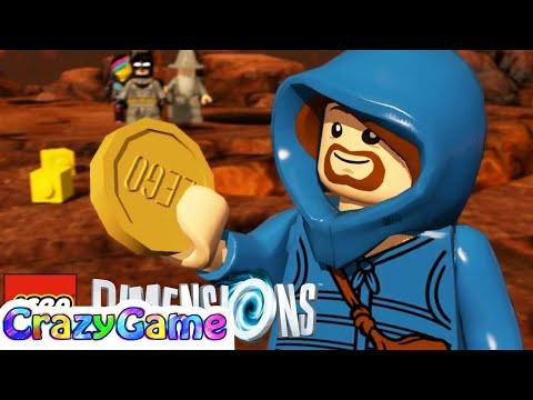 #LEGO Midway Arcade Mini Movie - LEGO Dimensions | Cartoon for Children & Kids