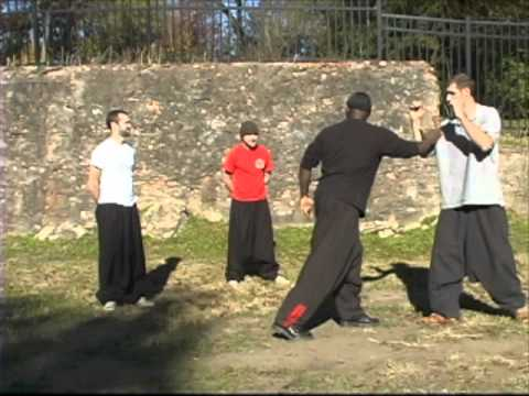 Northern Shaolin Fighting Techniques [Attacking the Low Gate] Image 1