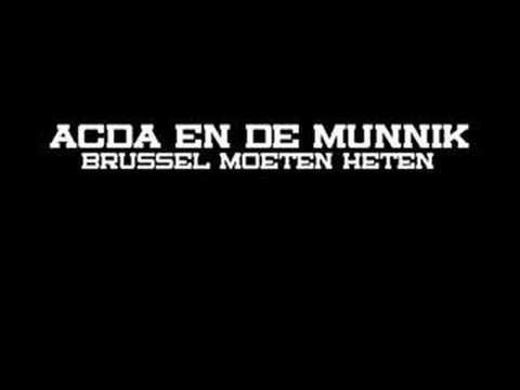 Acda En De Munnik - Brussel Moeten Heten