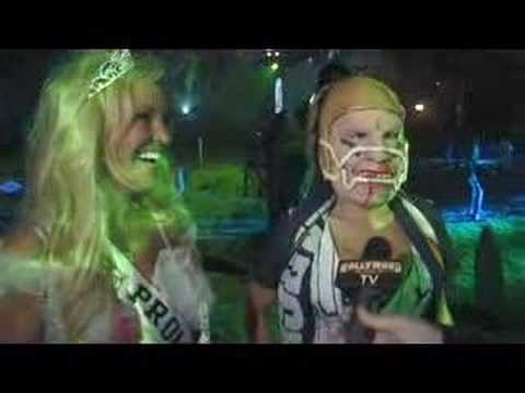 Playboy Halloween Tour Video