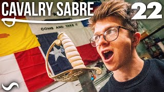 MAKING THE CAVALRY SABRE: Part 22
