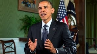Weekly Address: Giving Thanks to Our Fallen Heroes this Memorial Day  5/25/13