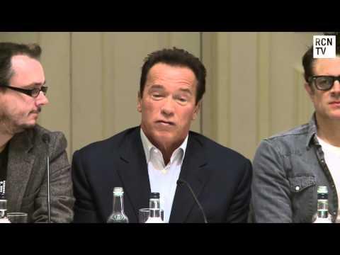 Arnold Schwarzenegger Confirms Terminator 5, Conan and Twins Sequels