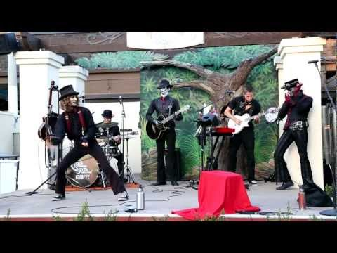 Steam Powered Giraffe: Rex Marksley - last day at the zoo 2012
