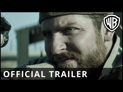 American Sniper – Trailer – Official Warner Bros.