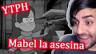 YTPH - Mabel la asesina Video Reaccion EHLIAX