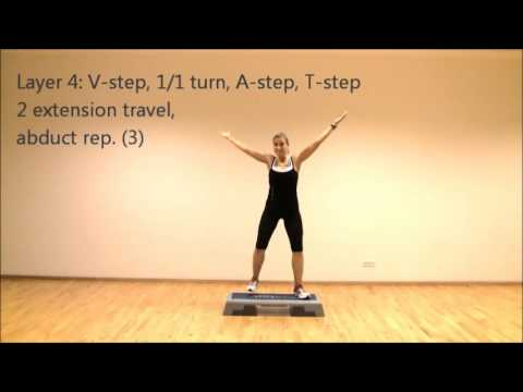 Step combination block building 4 | How to Demo | Marina Aagaard, MFE