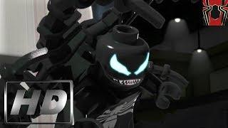 Spider-Man Vs Venom | Lego animation (Lego Marvel Superheroes)