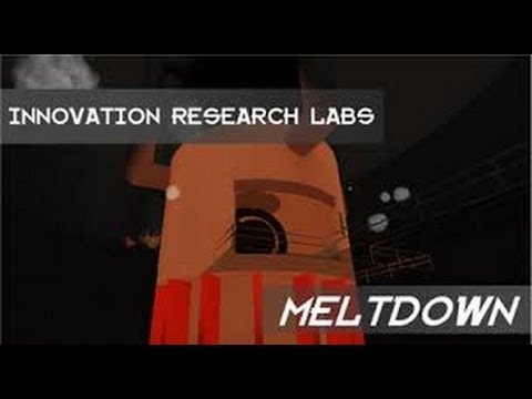 ROBLOX - Innovation Research Labs - Core Meltdown / Explosion