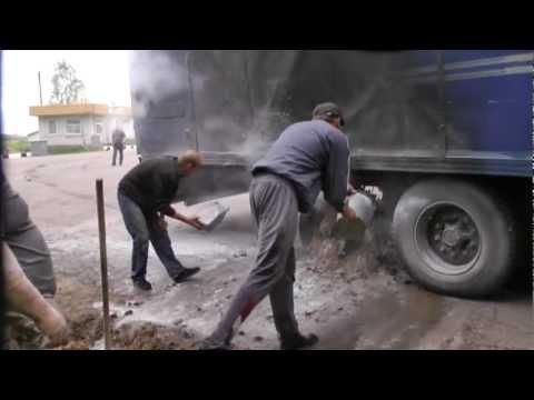 Двое красноармейчан спасли АЗС в России