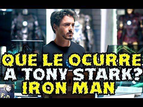 EL PREOCUPANTE DETALLE QUE TONY STARK HA MOSTRADO EN LAS ÚLTIMAS PELÍCULAS DE MARVEL