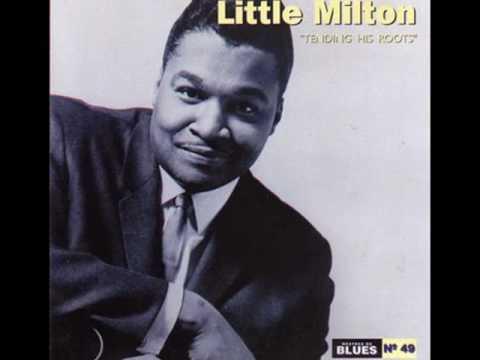 Little Milton - Don't Talk Back