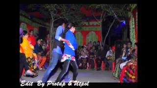 dekho amari khushite bangla song - community dance by sumon