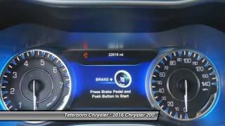 2016 Chrysler 200 C Little Ferry NJ 07643