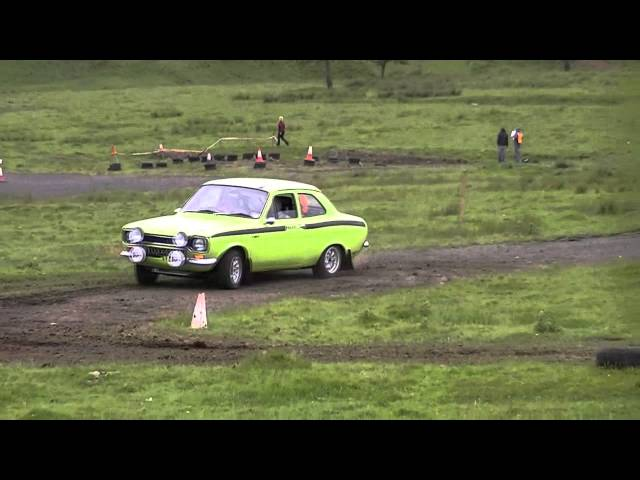 Stobs Classic Rally 2011 Pt2