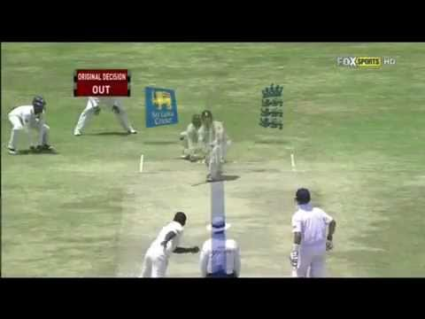 Rangana Herath 12 Wickets vs England 1st Test 2012 Tour