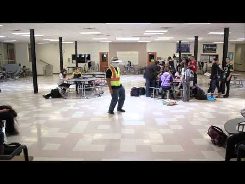 Harlem Shake - Xavier High School - Commons
