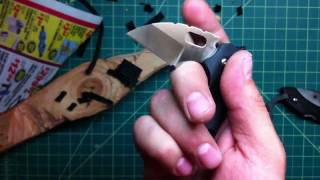 Cold Steel Mini Tuff Lite Knife Review