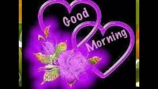 Good morning..... love you
