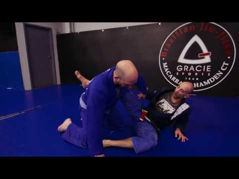 Soulcraft Jiu Jitsu's Technique Tuesday: Omoplata Upside Down Variation Image 1
