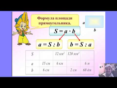 5 класс. Урок №17 Площади. Видео-уроки по математике учителя Елены Яковлевой