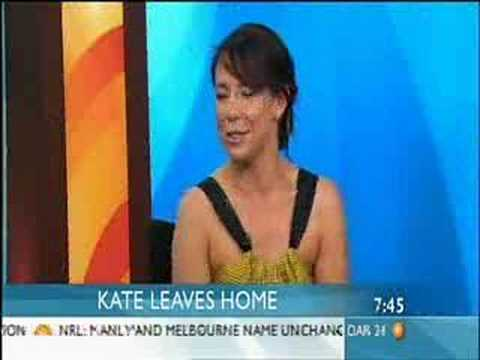 Kate Ritchie relives her top moments on Sunrise