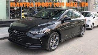 Hyundai Elantra Sport 2019 1.6 AT màu đen
