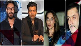Iulia Back In Mumbai For Salman | Ajay Upset With Karan Johar