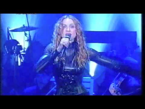 Madonna   Frozen   Sanremo 1998 video