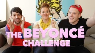 THE BEYONCE CHALLENGE (feat. Mamrie Hart)