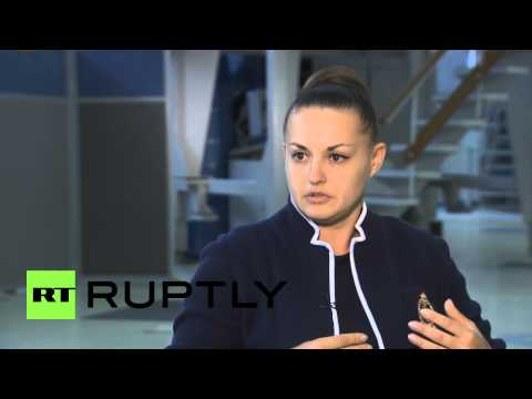 Russia: First female cosmanaut since 1997 says gender