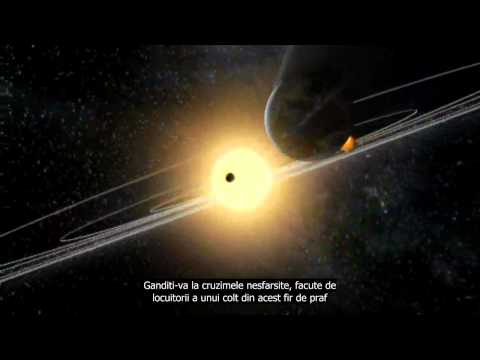 Carl Sagan - pale blue dot [cu subtitrare in limba romana]