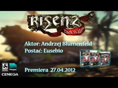 Andrzej Blumenfeld - Eusebio - Risen 2