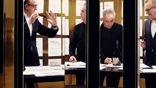 Dom Pérignon & Ferran Adrià for the elBullifoundation - Dom Pérignon Decoding