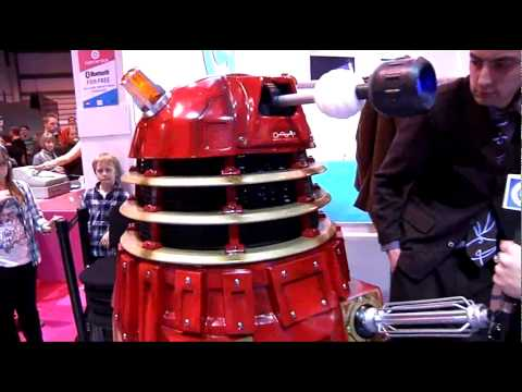 The Gadget Show Live: Doctor Who & The Darliks