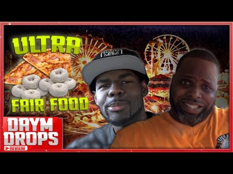 The Big E Fair Food Reviews (prt. 1)