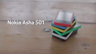 Nokia Asha 501 Official Review Hands - On