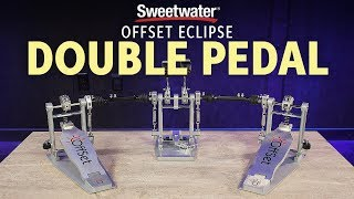 OffSet Eclipse Double Bass Drum Pedal Demo