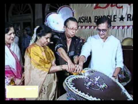 Interview of Gulzar Asha R d  Burman Dhanno Ki Aankhon Mein