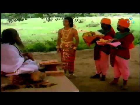 Ayyappa Swamy Janma Rahasyam Telugu Full Movie Part 4 video