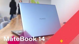 Huawei Matebook 14 Hands-on