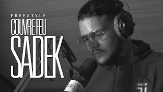 SADEK - Freestyle Couvre Feu sur OKLM Radio 13/09/17