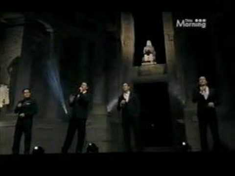 Il divo all by myself youtube - Il divo all by myself ...