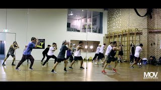 """Rather Be by Clean Bandit"" / M.O.V Project Dance Class by Alvin de Castro"