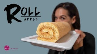 Easy and Delicious Apple Cake Roll recipe