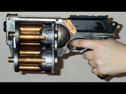 اقوة مسدس في العالم شاهد مدة قوتة
