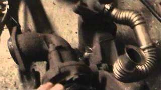 Peugeot Citroen XUD EGR & turbo information