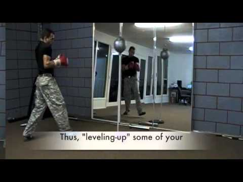 Double Ended Bag Training 101 - Fluidity of Strikes & Importance of Training With Mouthpiece In Image 1