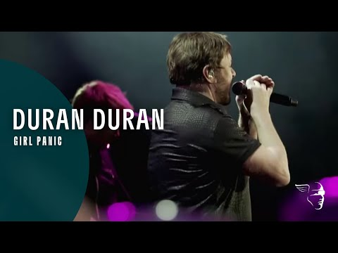Duran Duran - Girl Panic (A Diamond In The Mind) ~1080p HD